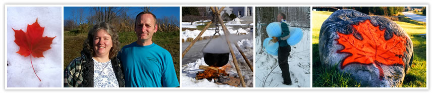 Vermont Maple History and Goodrich Maple Farm History.