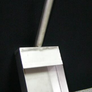 Stainless Steel Scoop - Large-0