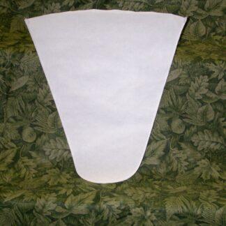 Filtration - Prefilters, cone 12/pkg-0
