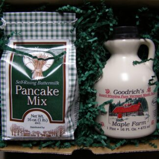 Maple Gift Box Pint & Pancake Mix-0
